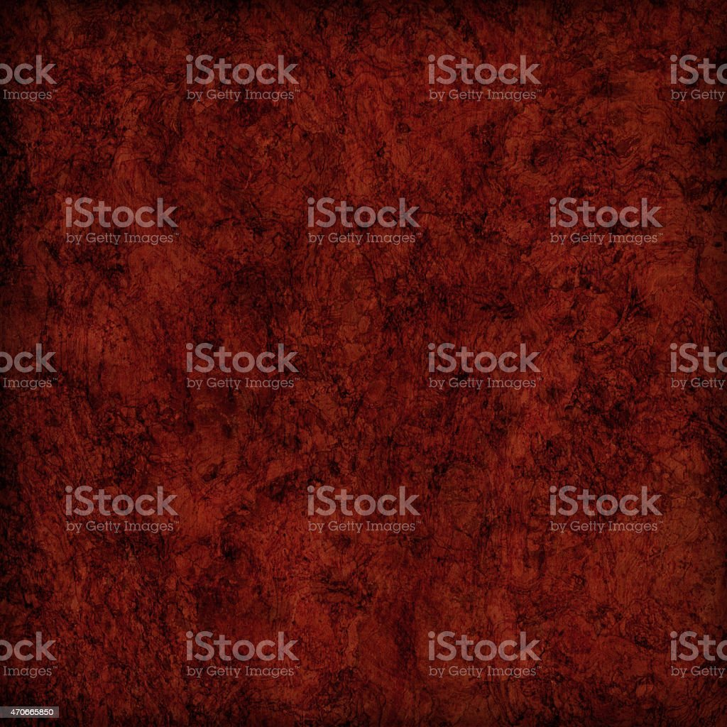 High Resolution Wine Red Cork Tile Vignette Grunge Texture stock photo