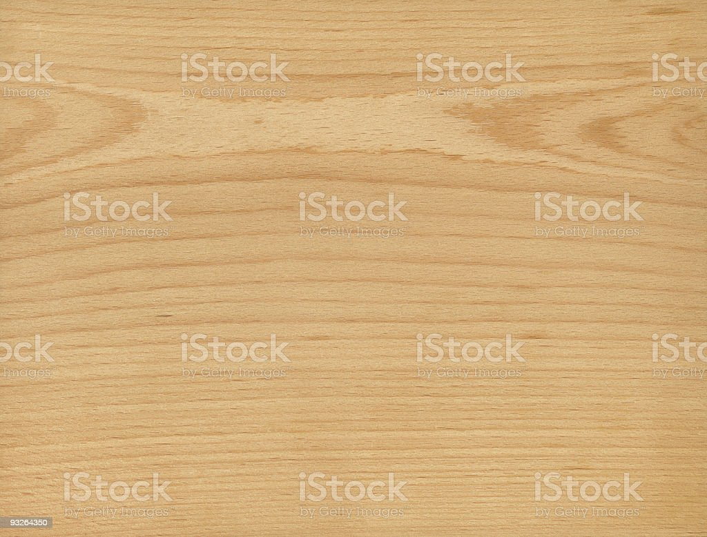 High resolution wood texture (BEECH) royalty-free stock photo