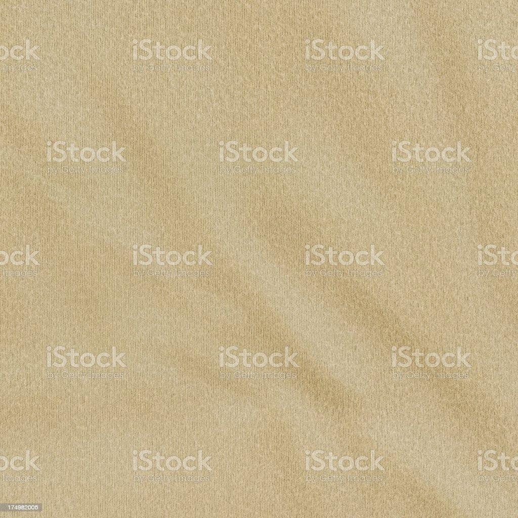 High Resolution Yellow Polyester Woven Fabric Crumpled Texture royalty-free stock photo