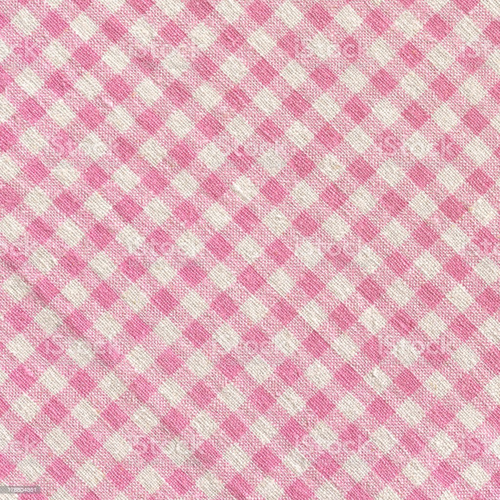 high resolution-Red and white tilt gingham cloth texture background pattern(XXXL) stock photo