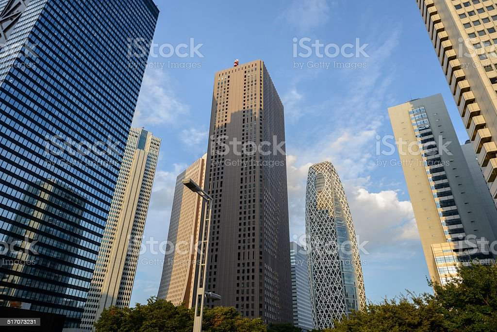 High rise building royalty-free stock photo