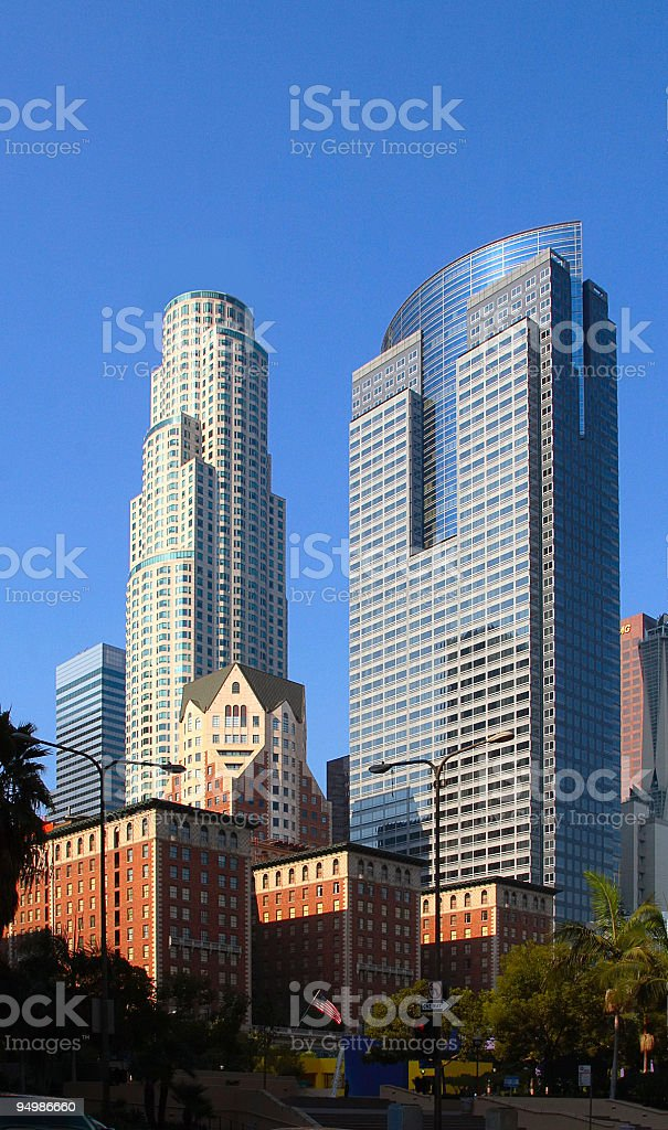 High rises royalty-free stock photo