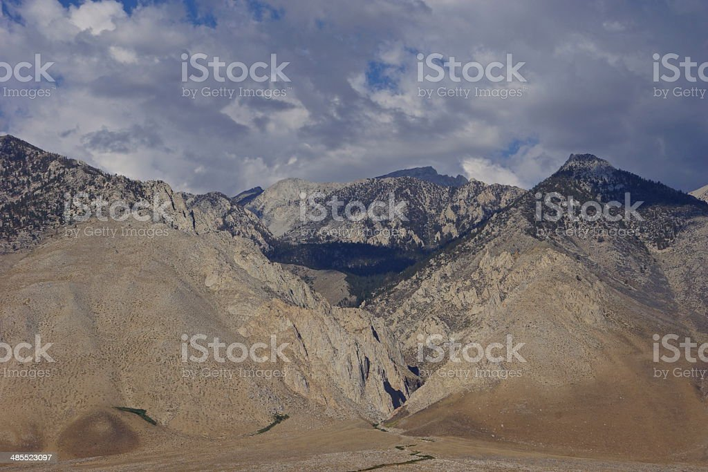 High Sierra Zoom stock photo