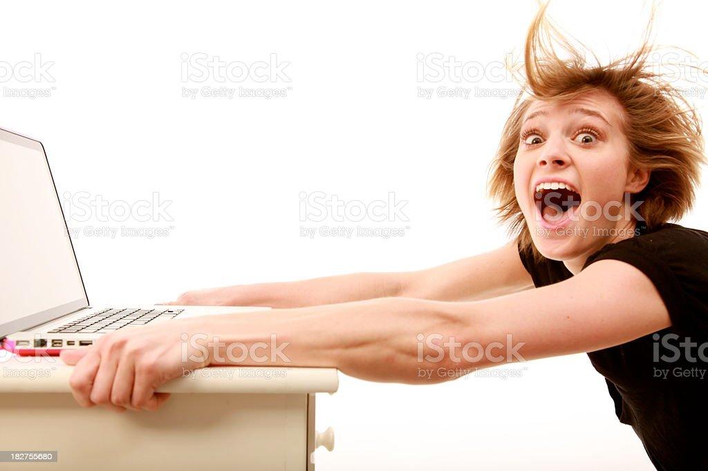 high speed internet royalty-free stock photo