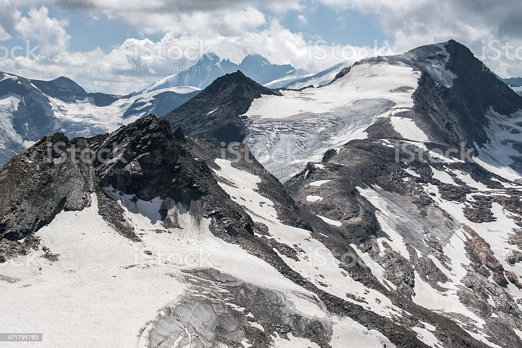 High Tauern National Park. royalty-free stock photo