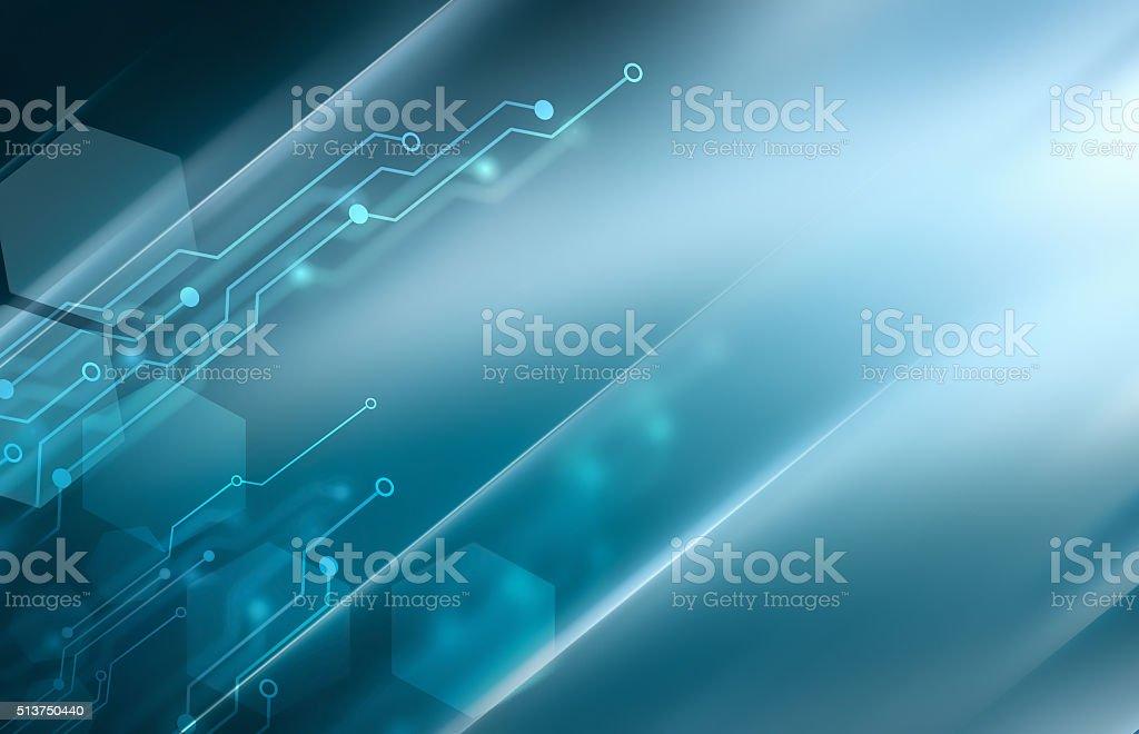 high tech background stock photo