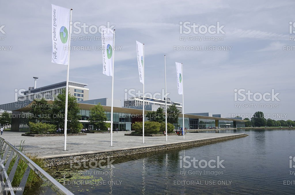 High Tech Campus Eindhoven stock photo