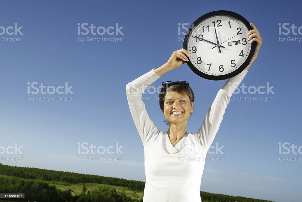 High time royalty-free stock photo