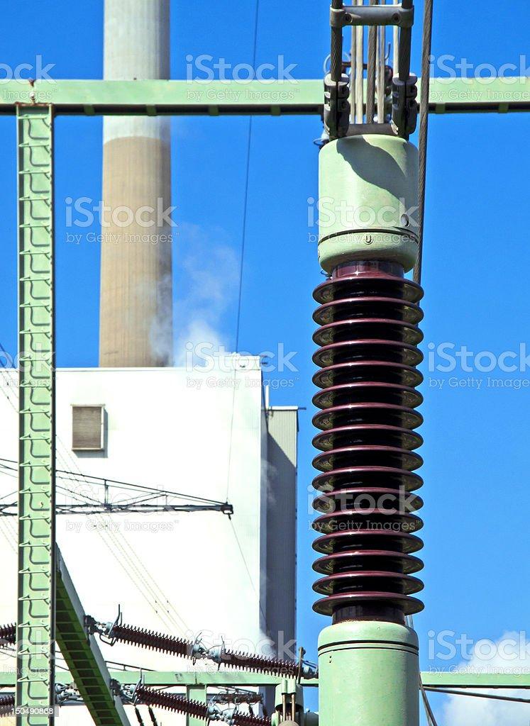 高電圧 ロイヤリティフリーストックフォト