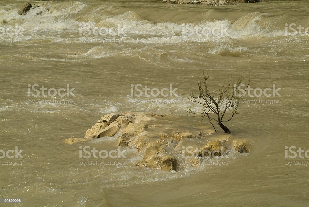 high water stock photo