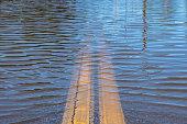 High Water Street Flooding