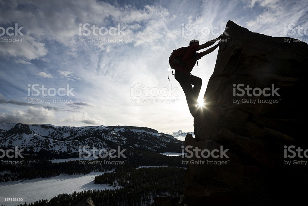 higher ground royalty-free stock photo