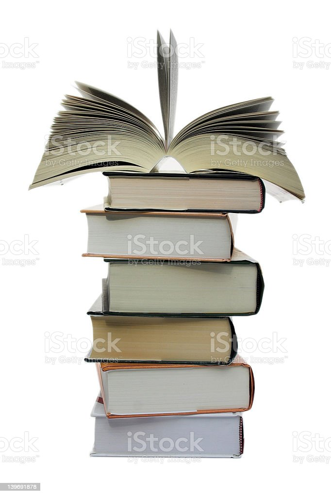 Higher learning royalty-free stock photo