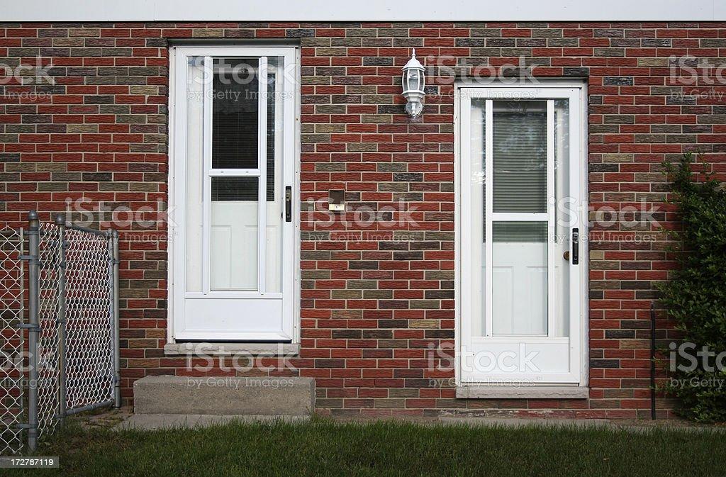 higher neighbours stock photo