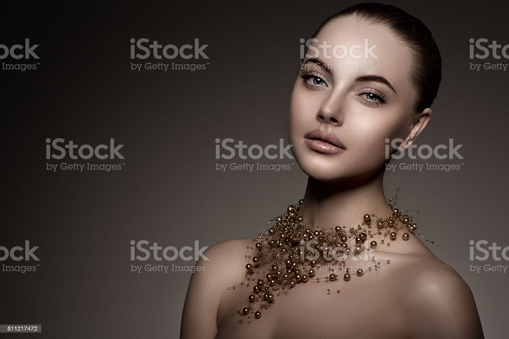 High-fashion Model Girl, Beauty Woman high fashion stock photo