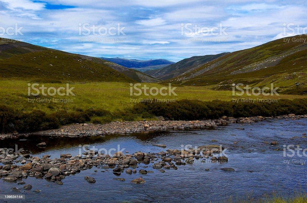 highland 2 royalty-free stock photo