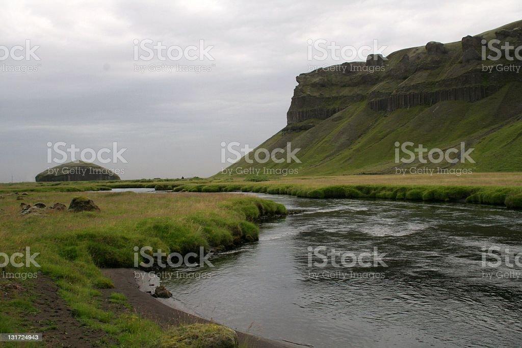 Highland Islands Lizenzfreies stock-foto