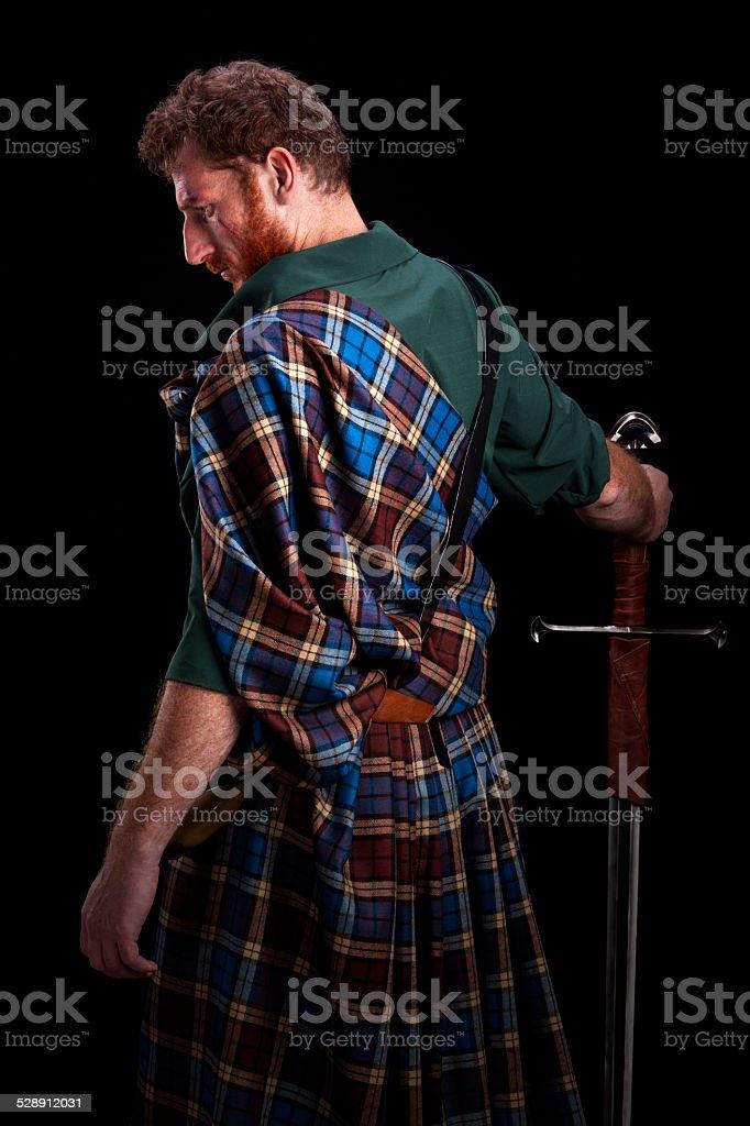 Highlander 3 stock photo