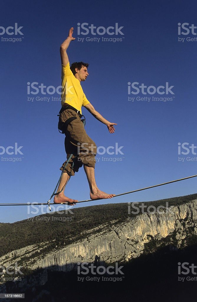 Highline stock photo
