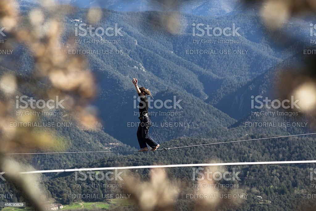 Highline stock photo