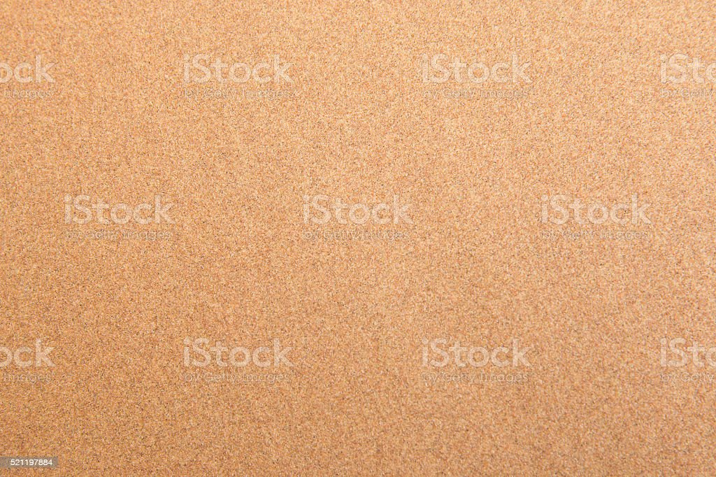 Highly detailed brown sandpaper texture stock photo