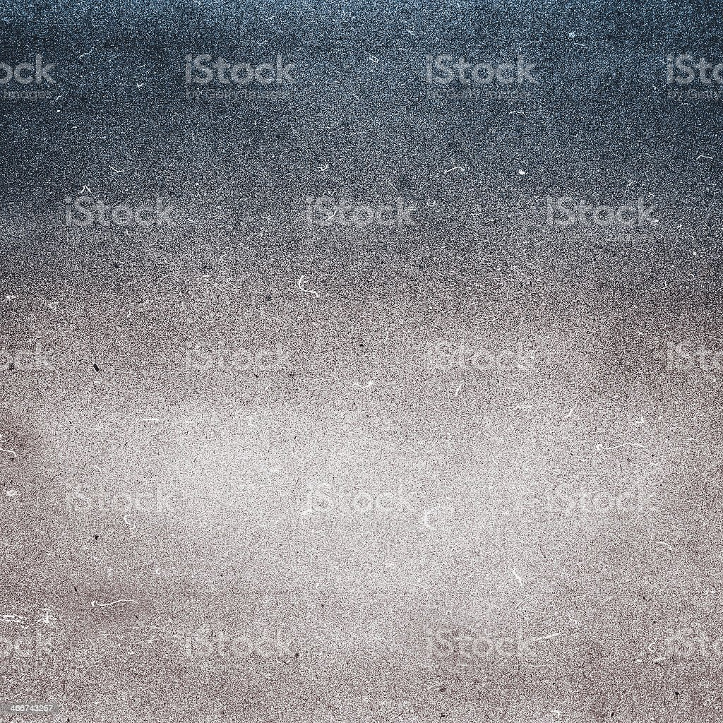 Highly detailed textured grunge paper background frame. stock photo
