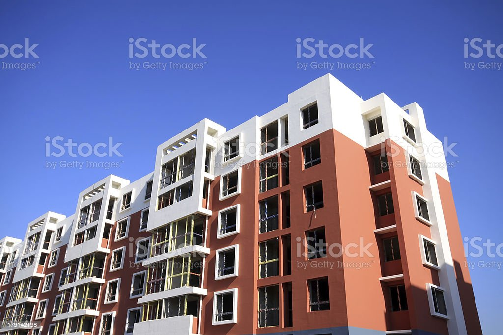 high-rise building royalty-free stock photo