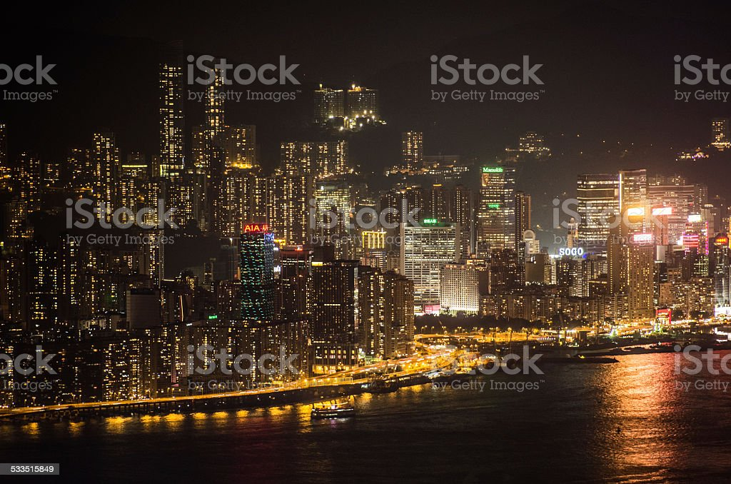 High-rise Buildings stock photo