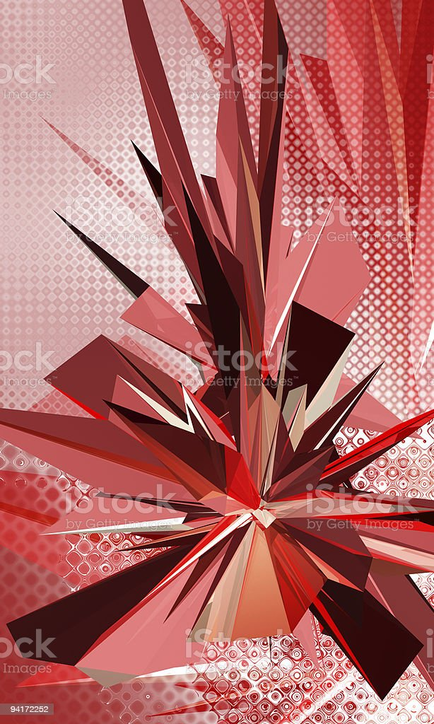 High-Tech background royalty-free stock photo