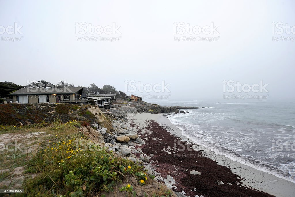 Highway 1 California royalty-free stock photo