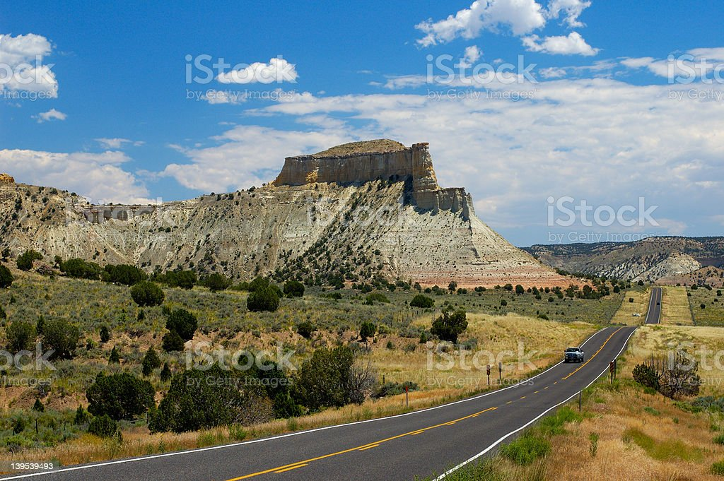Highway 12 royalty-free stock photo