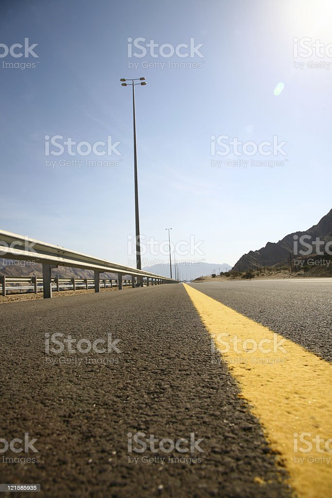 highway royalty-free stock photo