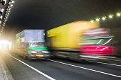 highway traffic -truck
