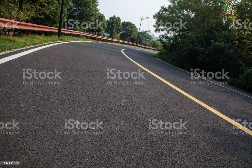 highways road stock photo