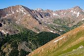 Hiking the Mount Massive Summit