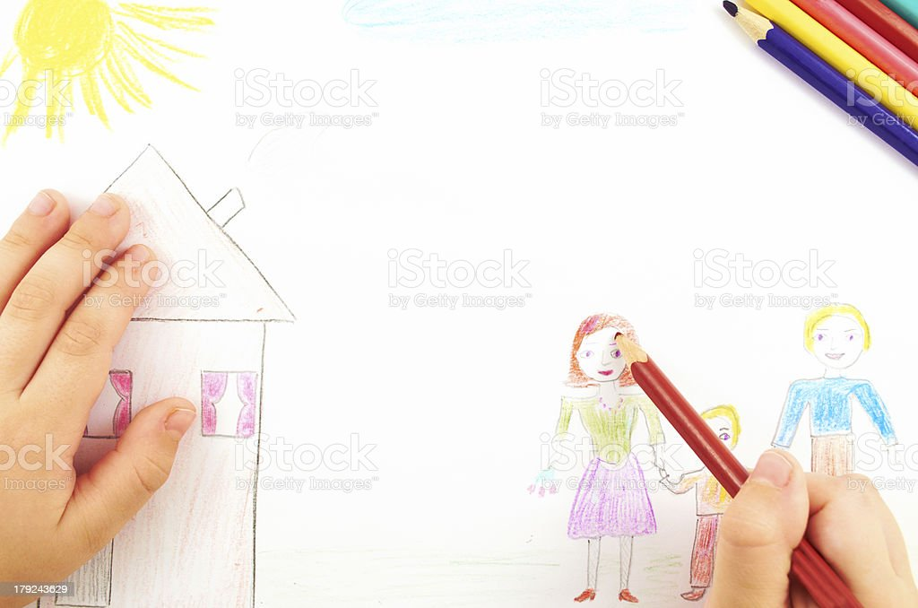 ?hildren's hands royalty-free stock photo