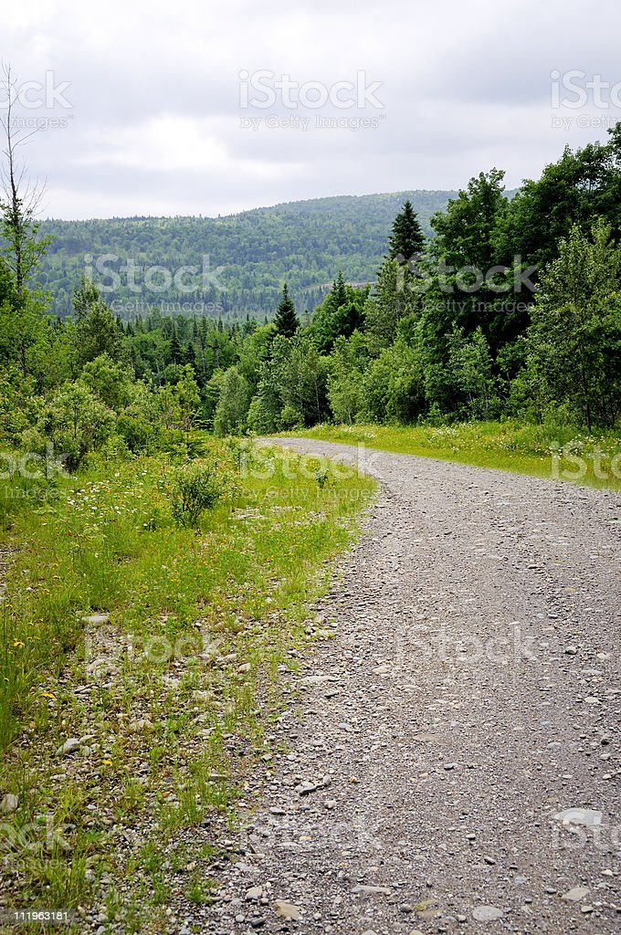 Hill Country ATV Trail royalty-free stock photo