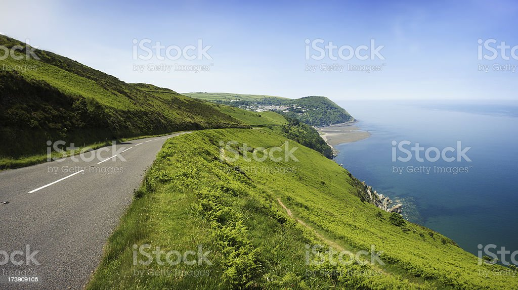 hill stock photo