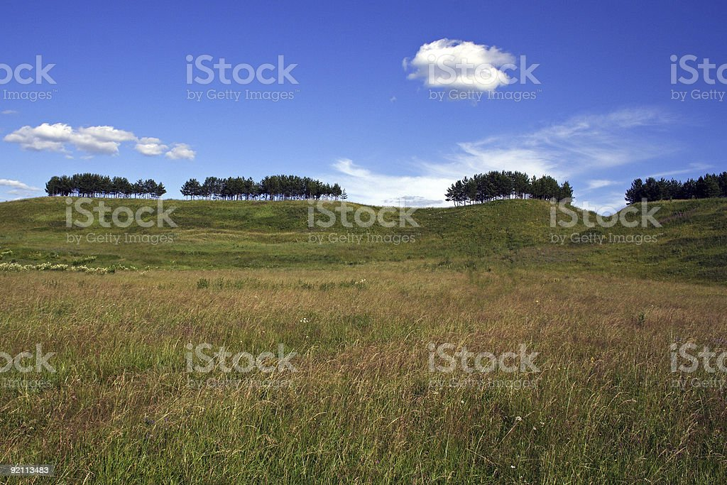 hills foto royalty-free