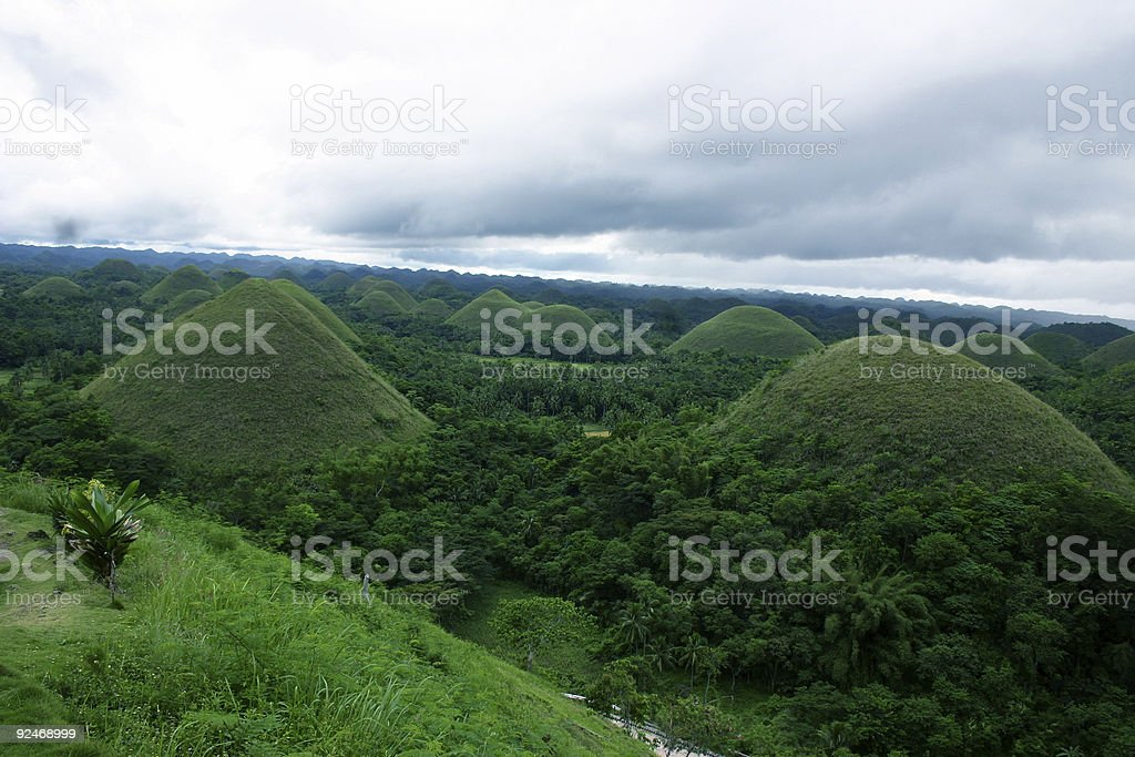hills Lizenzfreies stock-foto