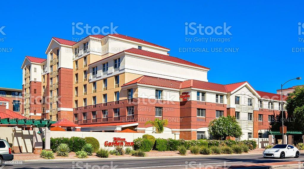 Hilton Garden Inn Scottsdale, AZ Royalty Free Stock Photo