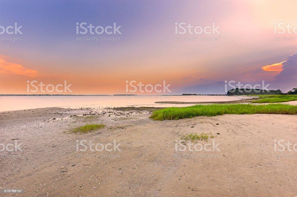 Hilton Head Island stock photo