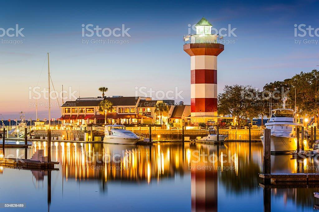 Hilton Head, South Carolina, USA stock photo