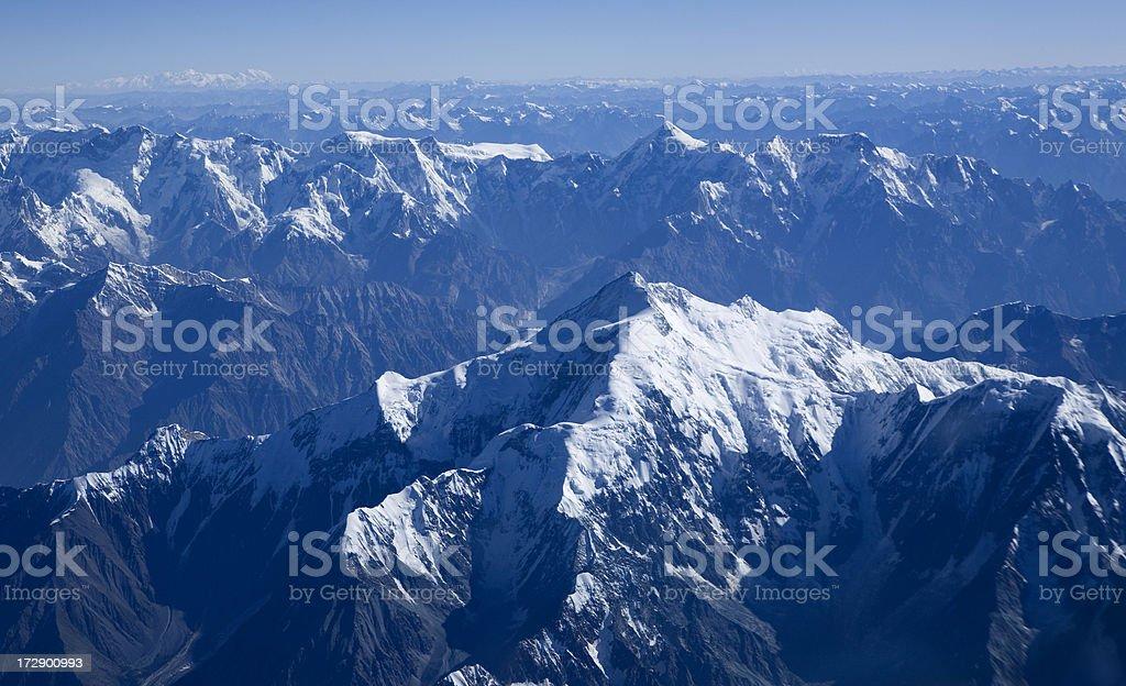 Himalaya's stock photo