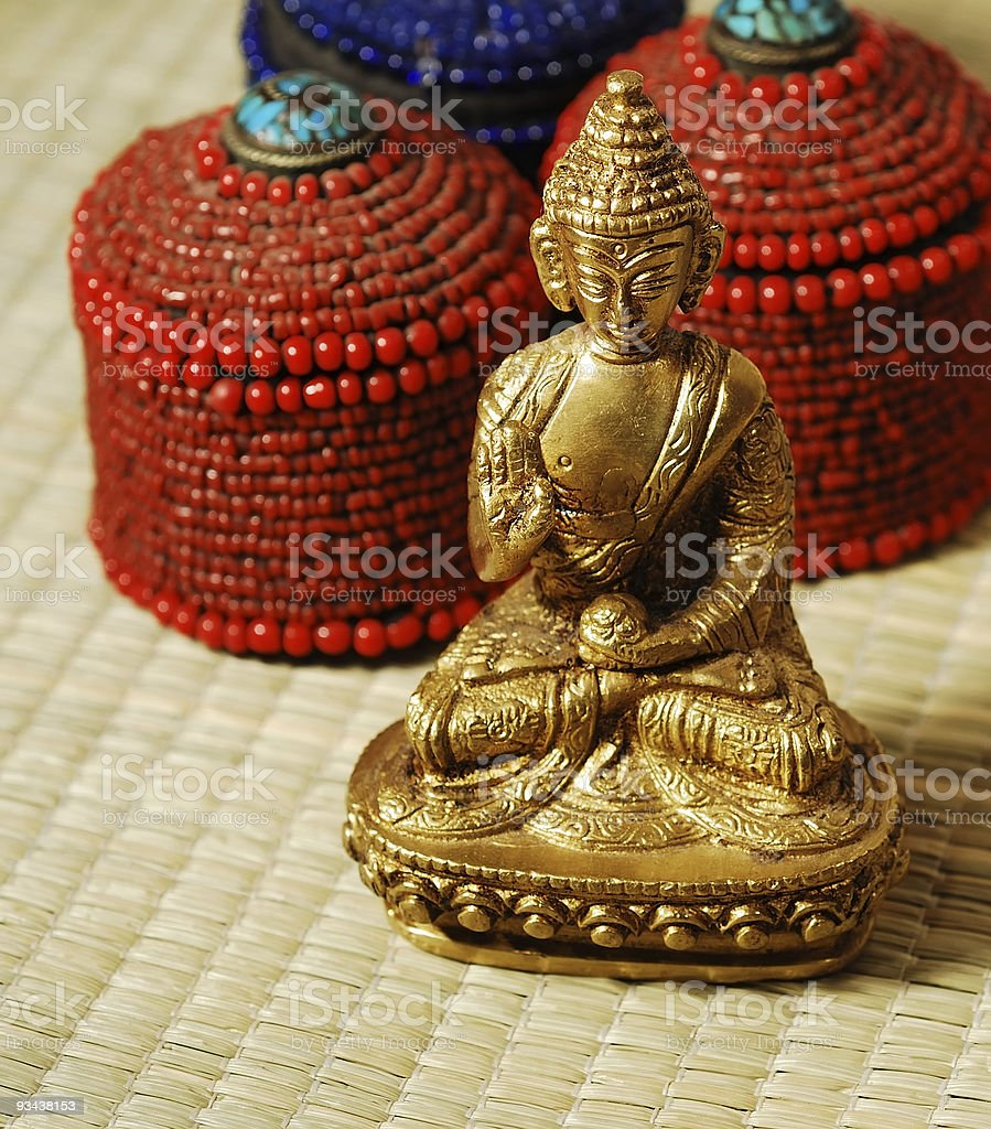 hindu god royalty-free stock photo