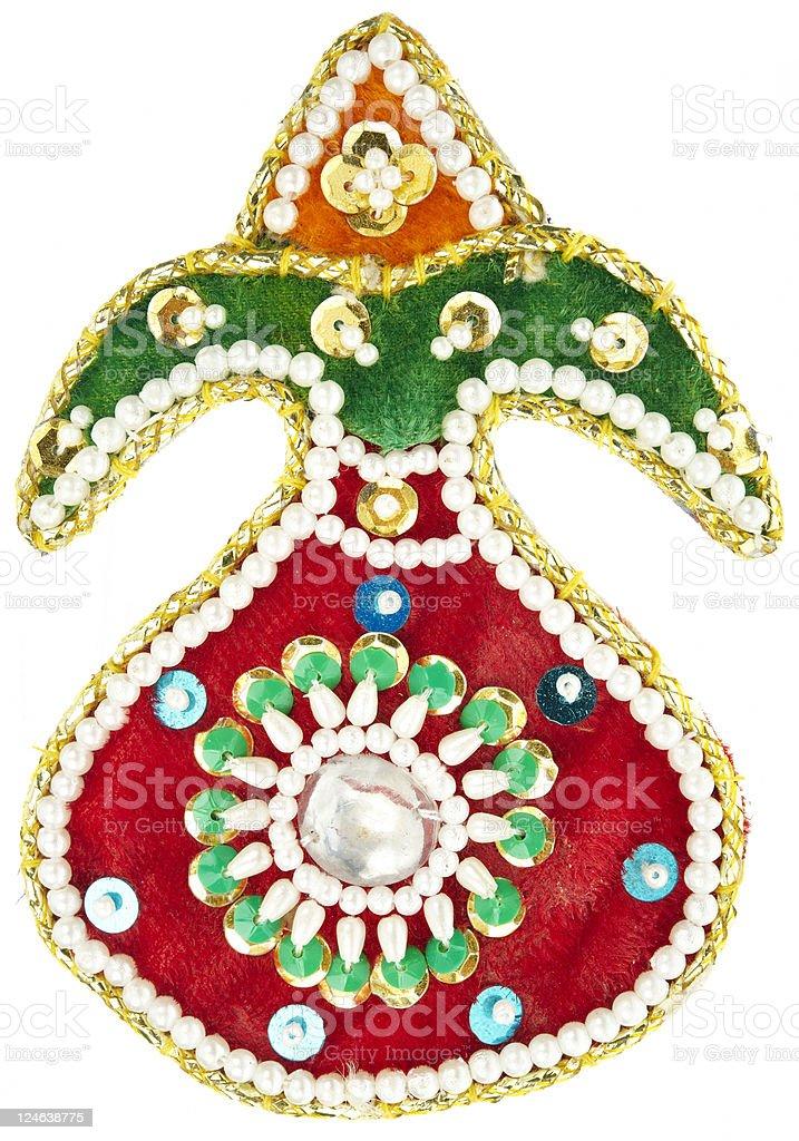 Hindu Pooja Item stock photo