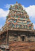 hindu temple in Chennai, south India