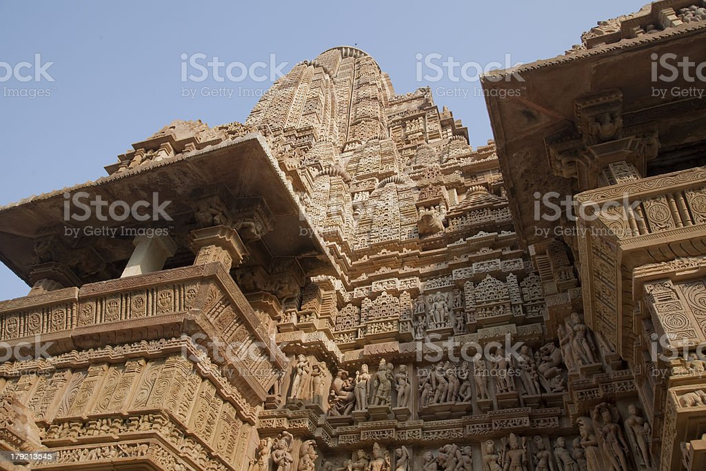Hindu temple royalty-free stock photo