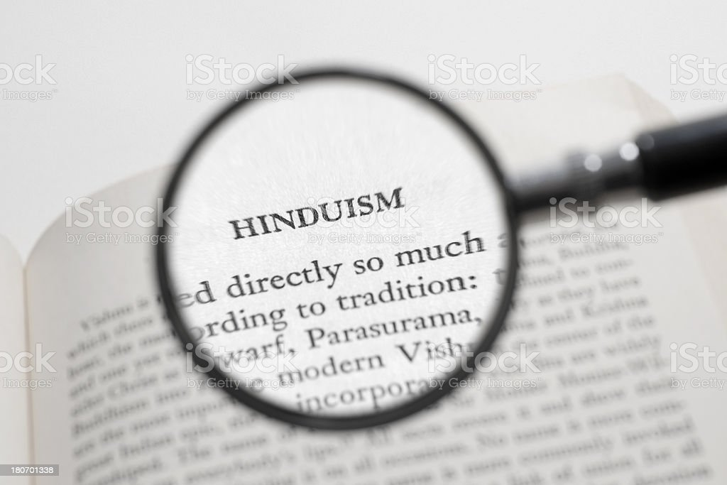 Hinduism royalty-free stock photo