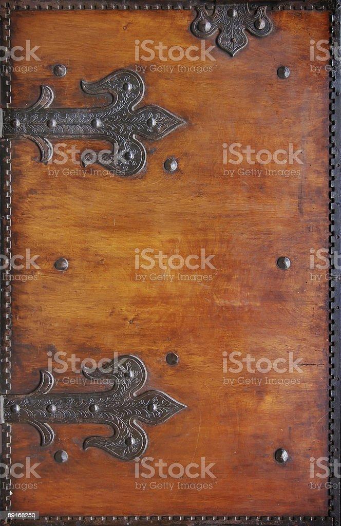 Hinged board stock photo